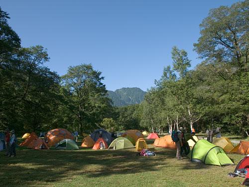 関西キャンプ